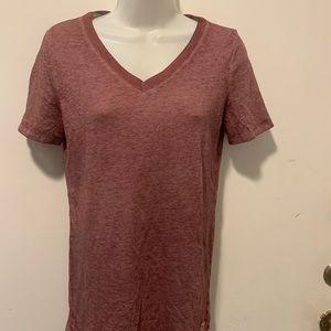 Pink Victoria Secret shirt XS